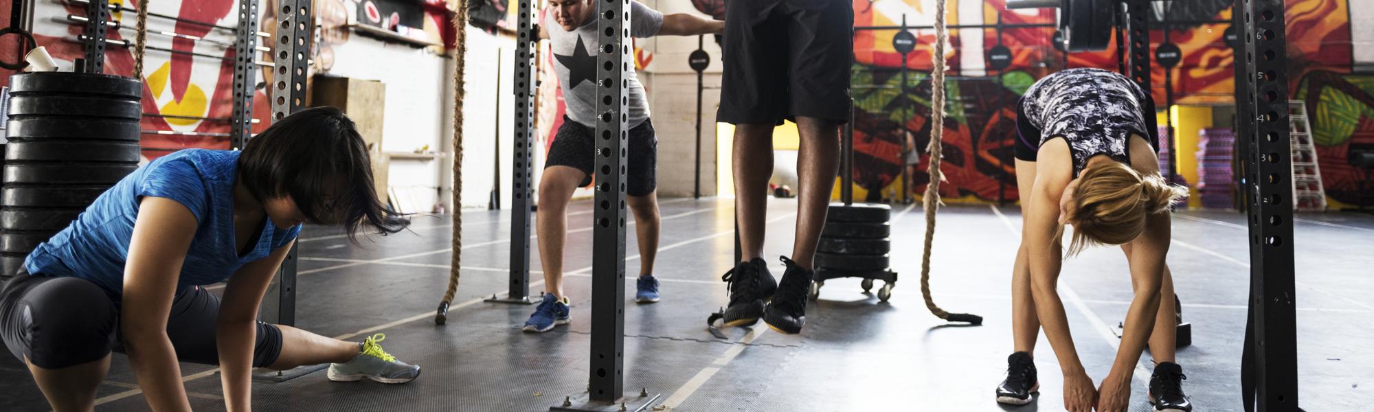 træningsformer