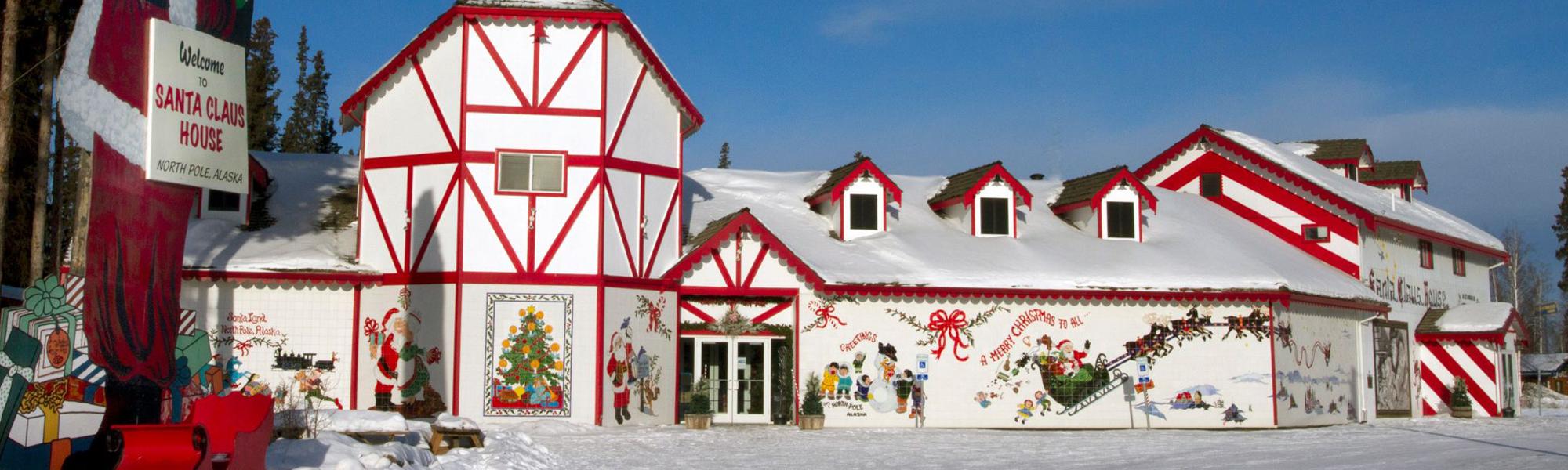6 steder, der fejrer jul året rundt